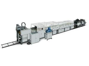 Paper Bag Making Machine (Sheet Feeding), ZB960C-330