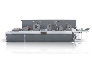 Rotary Semi-Rotary Label Die Cutting Machine