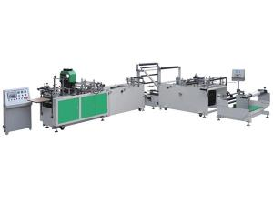 Nonwoven Tea Filter Bag Making Machine, DRQ400