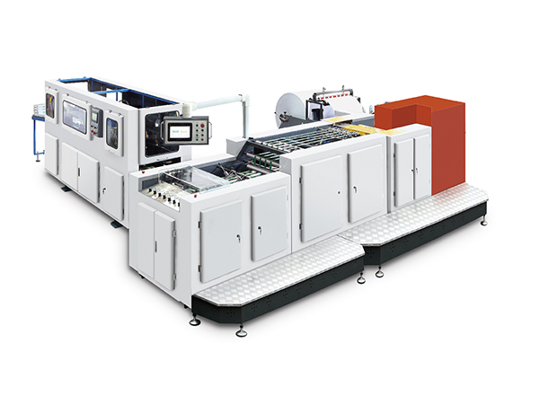 DTCP-A4-5 Paper Sheeting and Wrapping Machine