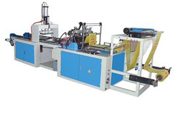 HDHQ Plastic Bag Making Machine (Auto Punching)