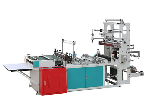 DRQ-G Multifunction Computer Control Heat Cutting Side Sealing Machine